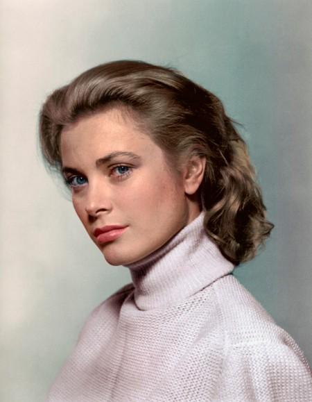 格蕾丝‧凯利(1929—1982),美国电影女演员、慈善家,奥斯卡影后,摩纳哥亲王兰尼埃三世之王妃。(Courtesy of Marina Amaral)