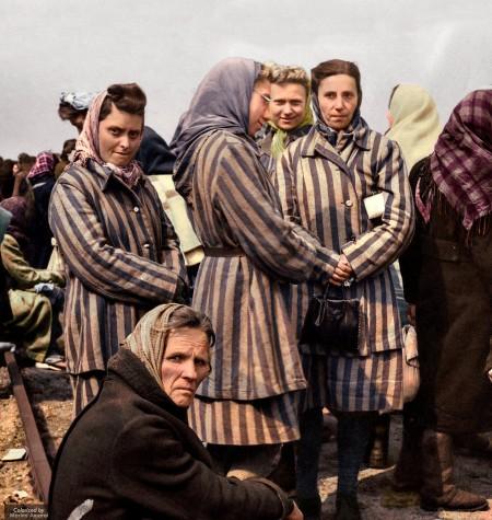 "纳粹专门监禁女性的""拉文斯布吕克集中营""(Ravensbr□ck Concentration Camp)。(Courtesy of Marina Amaral)"
