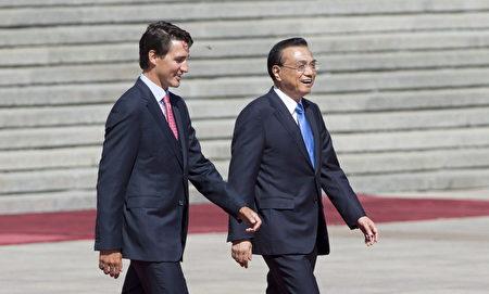 加拿大和中共谈人权,无法回避活摘议题。(加通社)