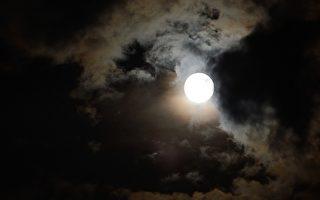 東北風影響中秋賞月 專家:中南部賞月指數高