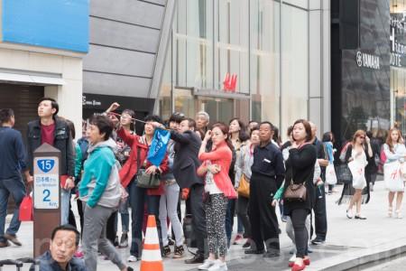 日本政府打算放宽多项观光业限制,其中重要一项就是导游上岗不再需要导游证。(游沛然/大纪元)