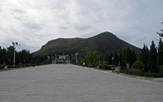 陝西醴泉唐太宗昭陵。(公有領域)