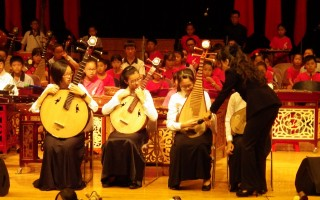云林中小学联合音乐会  近300位学生参加