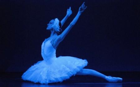 洛帕特金娜深知舞坛竞争的现实,会怀着戒慎恐惧的心情做好每一场演出。(海鹏提供)