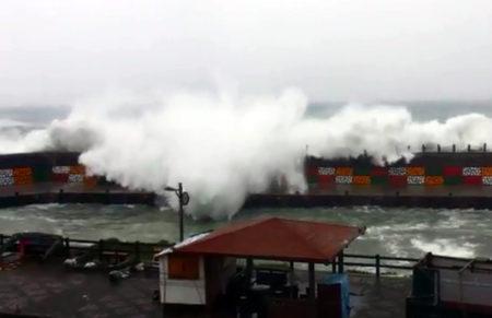 【直播】中台梅姬影响 台湾严防强风豪雨