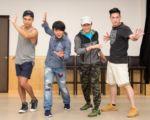 """曾在台湾名噪一时的男团""""5566""""将合体于10月8日电视金钟奖演出。(三立提供)"""