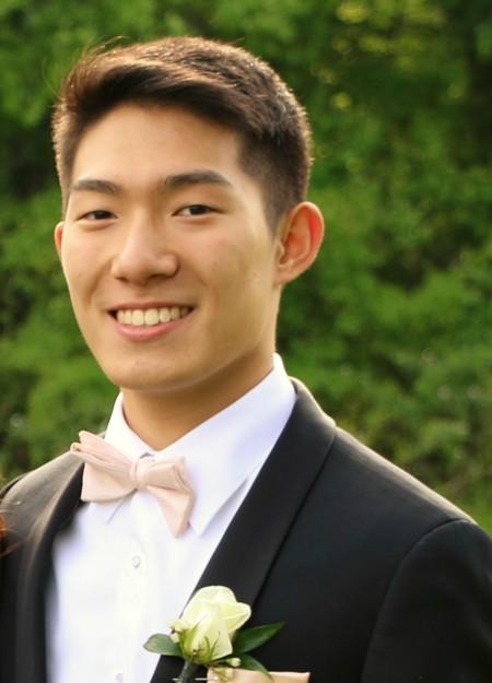 馬里蘭大學(University of Maryland)工程學專業一年級學生劉全(Justin C. Liu)。(劉全提供)