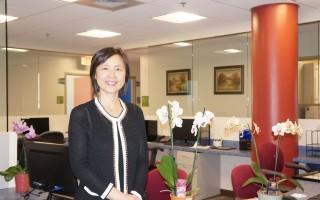 新英格兰地区第一家同时提供小儿科保健和紧急护理的医疗诊所KidsWell Pediatrics & Urgent Care的创办人Dr.Janet Hsu-Lin。(贝拉/大纪元)
