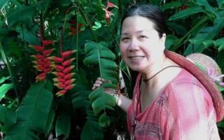 遭北京當局拘留一年多的美國華裔女商人潘婉芬,七月被控間諜罪,她的先生指中共試圖掩蓋有利她的證據。(Jeff Gillis提供)