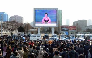朝鮮金正恩政權不顧聯合國決議,頻頻進行核試驗,在美韓的敦促下,更多國家對其採行制裁措施,包括它的盟國。(AFP PHOTO / KCNA VIA KNS)