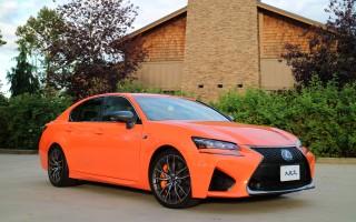 车评:实用的F 2016 Lexus GS F