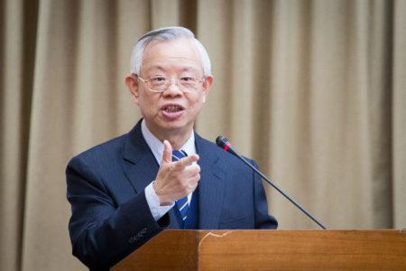 對於任期到2018年2月屆滿,央行總裁彭淮南表示,「這是我最後一個任期」。圖為資料照。(陳柏州/大紀元)