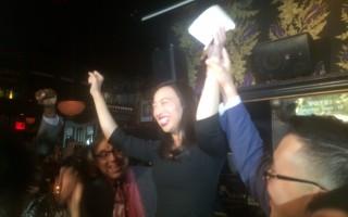 牛毓琳获胜 纽约州众议院或添华裔众议员