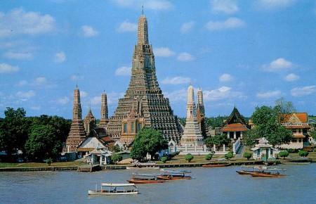 万事达卡9月22日公布的最新年度排名,泰国首都曼谷击败伦敦,成为本年度最热门旅游目的地。(www.flickr.com)