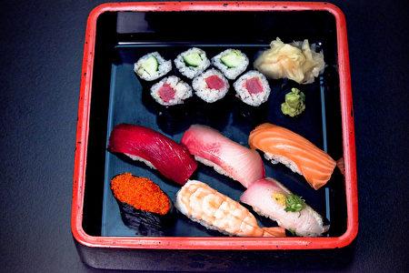 「味鮮」壽司拼盤