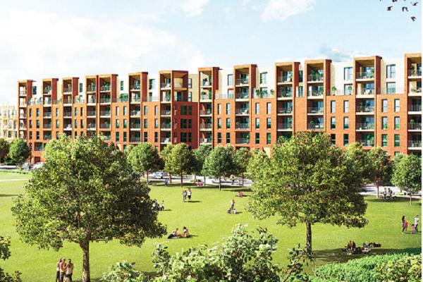 Colindale Gardens,提供 1, 2 & 3 卧室房产,价格£370,000 至£660,000