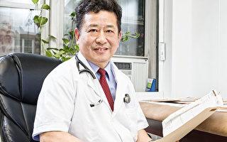 法拉盛家庭醫生莫聲杰。(張學慧/大紀元)