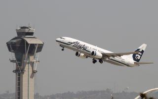 美国最准点航空公司 阿拉斯加挤下夏威夷