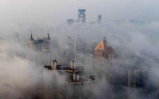 哈佛大學經濟學教授肯尼斯•羅格夫週一(9月26日)告訴BBC,中國的放緩是全球經濟最大的威脅。 (STR/AFP/Getty Images)