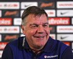 阿勒代斯一直盼望着能够当上英格兰队的主教练,这是他最高的职业梦想。(Chris Brunskill/Getty Images)