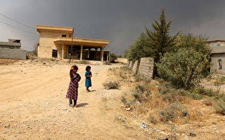 美軍正在準備攻打IS在伊拉克的最後據點摩蘇爾。圖為2016年8月30日,剛剛被伊拉克安全部隊奪回的Qayyarah地區。(SAFIN HAMED/AFP/Getty Images)