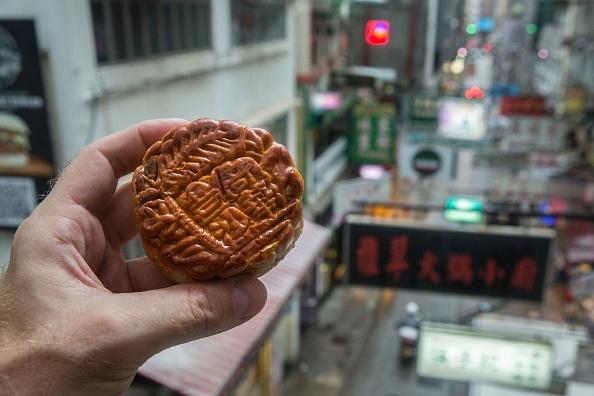 月饼高糖高热量 港食品安全中心警告勿多吃