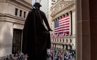 2016年9月13日的纽约证券交易所。 (Drew Angerer/Getty Images)