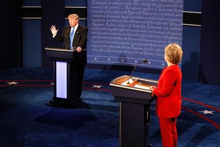 新唐人中文直播美大选辩论 引热烈反响