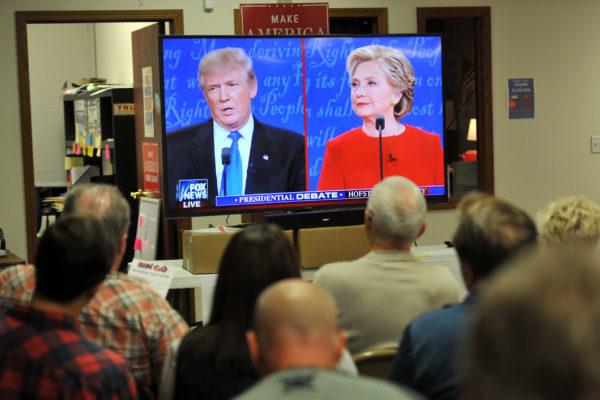 首场电视辩论将如何影响美国总统大选?