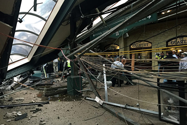 【持续更新】通勤火车撞新州车站 3死逾百伤