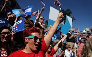 爱荷华州提前投票 成美大选首要战场