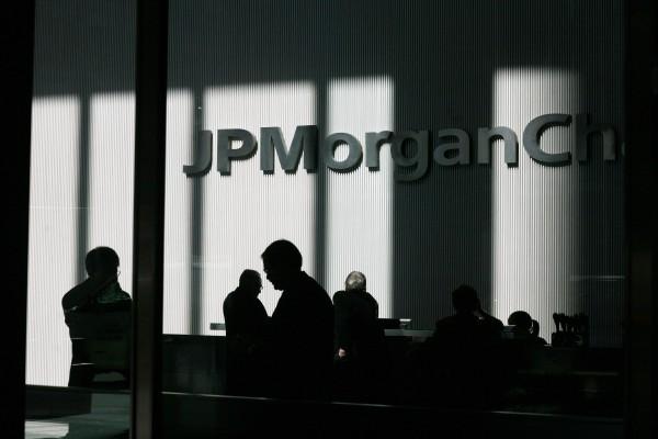 在过去三年,摩根大通因为聘用中共太子党而处于联邦贿赂调查的中心。 (Michael Nagle/Getty Images)