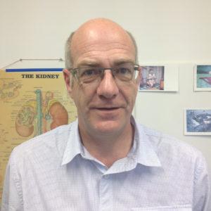 新西蘭腎臟移植專家伊恩.迪特莫( Ian Dittmer) 表示國際移植界要求中共提供透明信息。(政府網站)