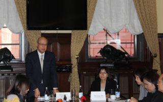 台驻加代表处呼吁:台湾不该被ICAO大会遗漏