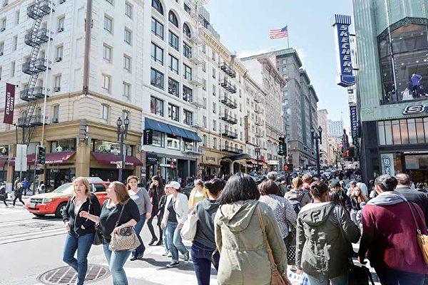 """生活在旧金山,住房是头一大要解决的问题,几乎人人为此而""""奋斗""""。(shutterstock)"""
