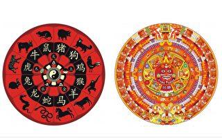 玛雅日历极似中国皇历 隐含属相及五行