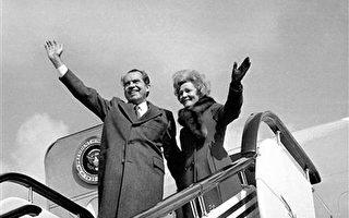 尼克松总统与夫人(图|大纪元)