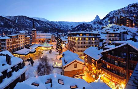 小镇策马特(瑞士旅游局提供)
