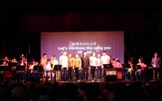 紀念校園民歌流傳40年 風華絕代音樂會開唱