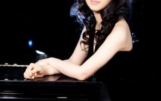2016新唐人國際鋼琴大賽臺灣選手黃時為9月28日在臺灣會館演出。 (黃時為提供。)