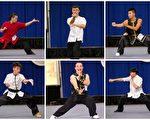 """第五届""""新唐人全世界华人武术大赛""""南拳组参赛选手的比赛中画面。(戴兵/大纪元)"""