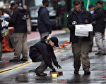 当局查到更多纽约炸弹客拉希米的背景,发现他曾前往塔利班的大本营,并在那里娶妻生子。 (John Moore/Getty Images)