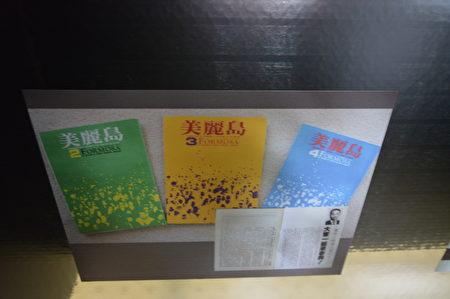 台灣文化節的「雄心壯志」面子的背後事件。(邱晨/大紀元)