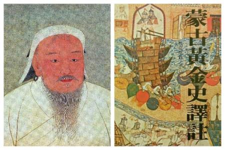 【文史】史录中的成吉思汗忽必烈与转轮王