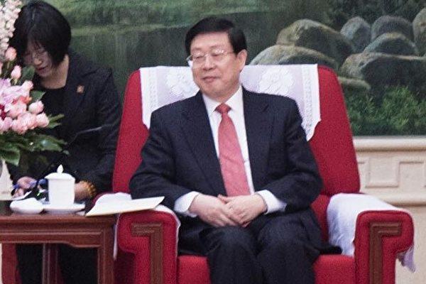 天津市委代理書記、市長黃興國涉嫌嚴重違紀,目前正接受組織調查。(FRED DUFOUR/AFP/Getty Images)