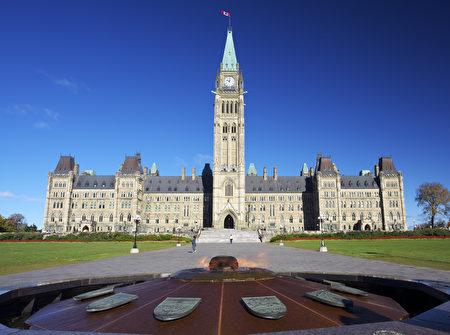 大纪元通过信息自由法获得的加拿大外交部文件中,描述了中共对中国人权的灾难性行为。图为加拿大国会山。(iStock)