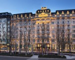 高卢埃克塞尔西奥酒店(Excelsior Hotel Gallia)外观。(高卢埃克塞尔西奥酒店提供)