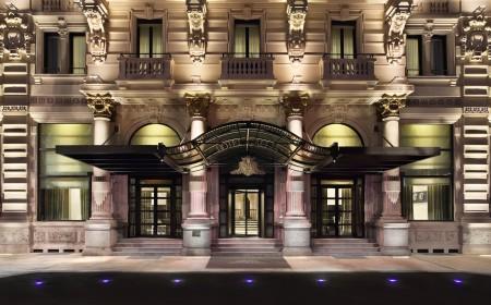 意大利米兰高卢埃克塞尔西奥酒店(Excelsior Hotel Gallia)(酒店提供)