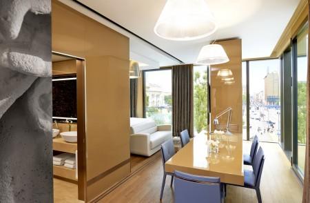高卢埃克塞尔西奥酒店(Excelsior Hotel Gallia)艺术套房。(高卢埃克塞尔西奥酒店提供)