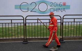 """""""歌舞升平""""的喧嚣虽然过去,但这座江南水乡城市仍未恢复往日的生机。(AFP)"""